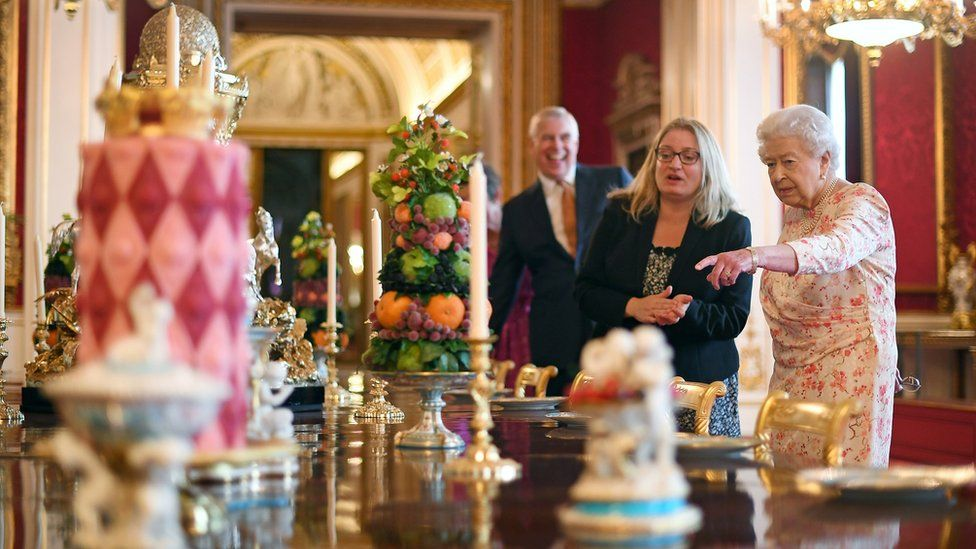 Queen Victoria's 'feminist' refurbishment of Buckingham Palace revealed