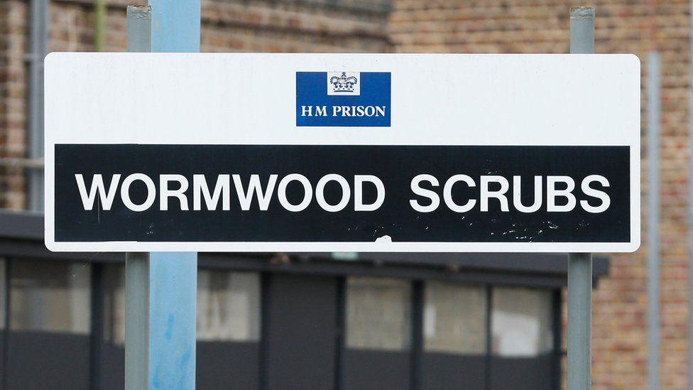 Wormwood Scrubs sign