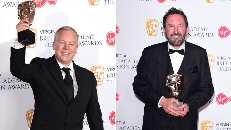 Bafta TV Awards 2019: Red carpet and winners in pictures