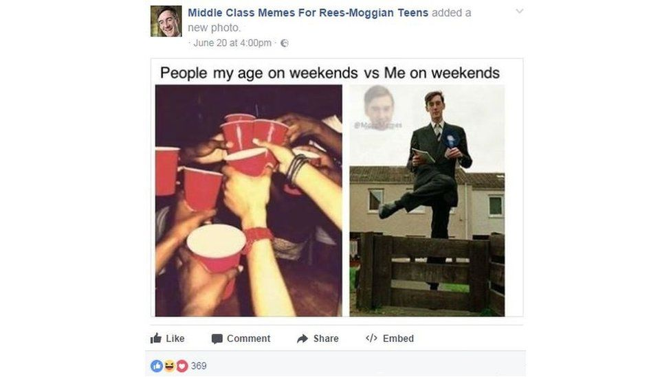 a meme - what people my age get up to on the weekend (drinking) and what I get up to (Rees Moog)