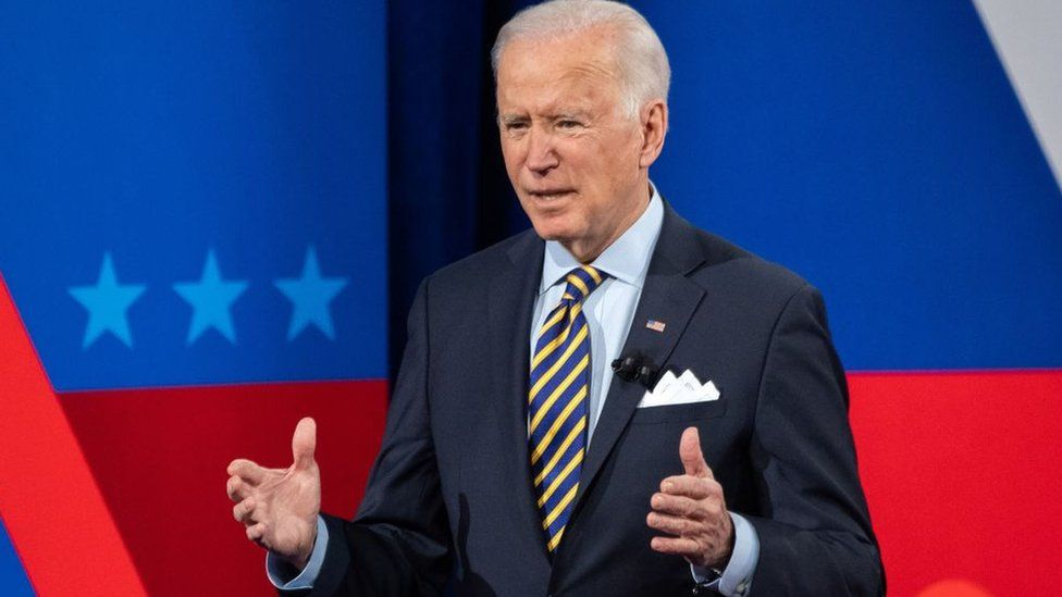 Biden says US will defend Taiwan if China attacks (bbc.com)