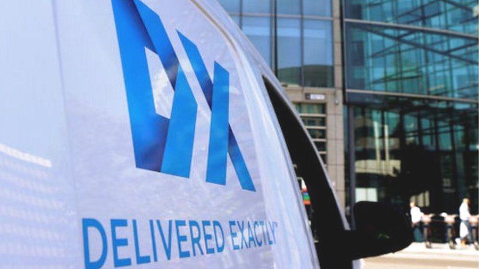 DX Group van