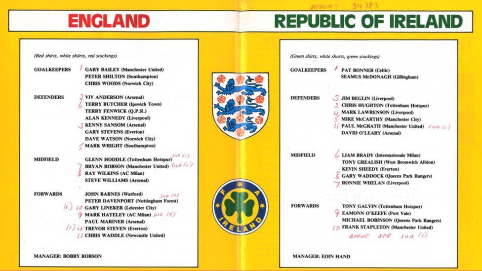 Eamonn kariyerini yeniden parlatarak 1985'te İrlanda Cumhuriyeti kadrosunda İngiltere'ye karşı oynadı