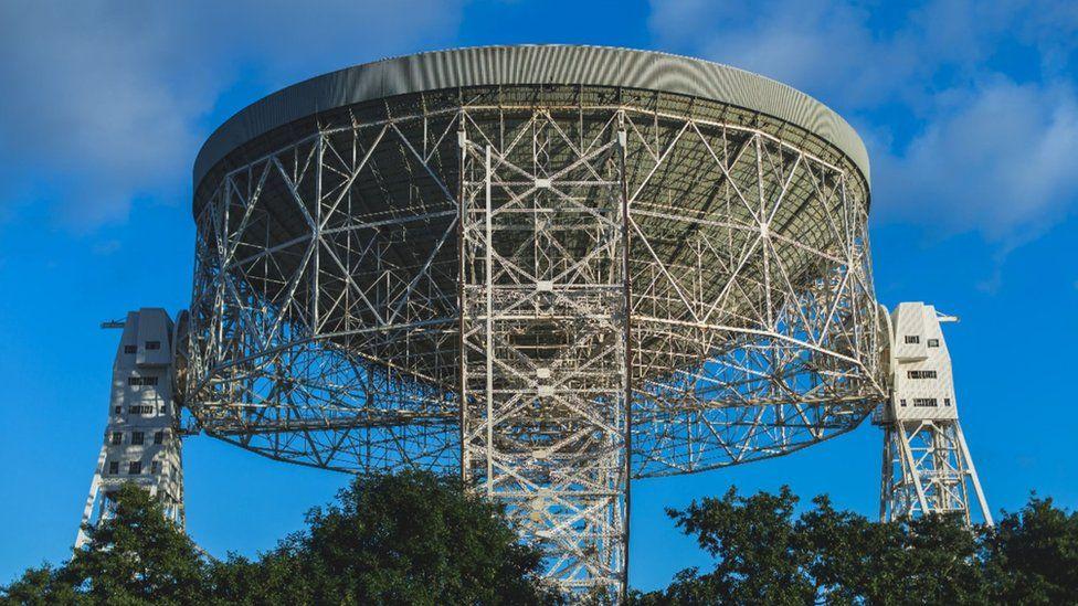 Lovell Telescope (c) Jodrell Bank