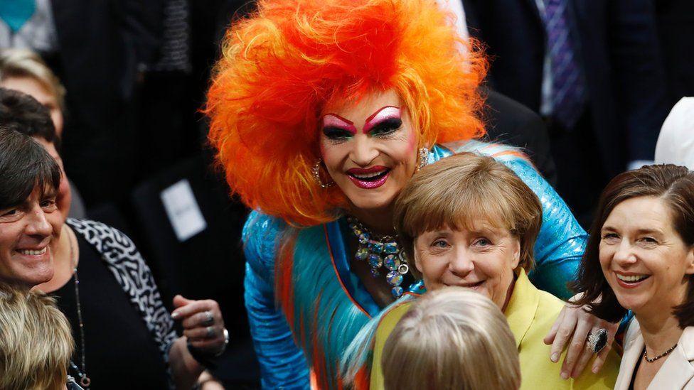 German Drag Queen
