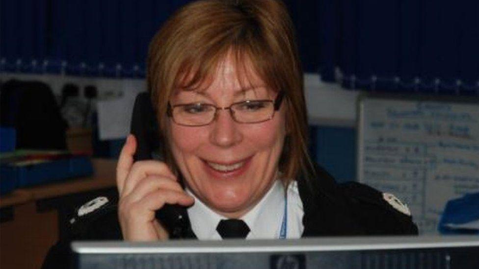 Former Nottingham Police chief constable Sue Fish