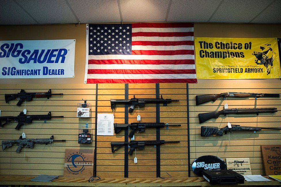The Silent Epidemic Of America S Problem With Guns Bbc News Deguns online gun shop located in lincoln, ne. bbc news