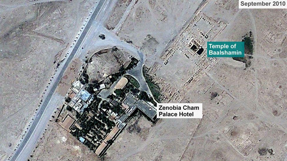 Temple of Baalshamin