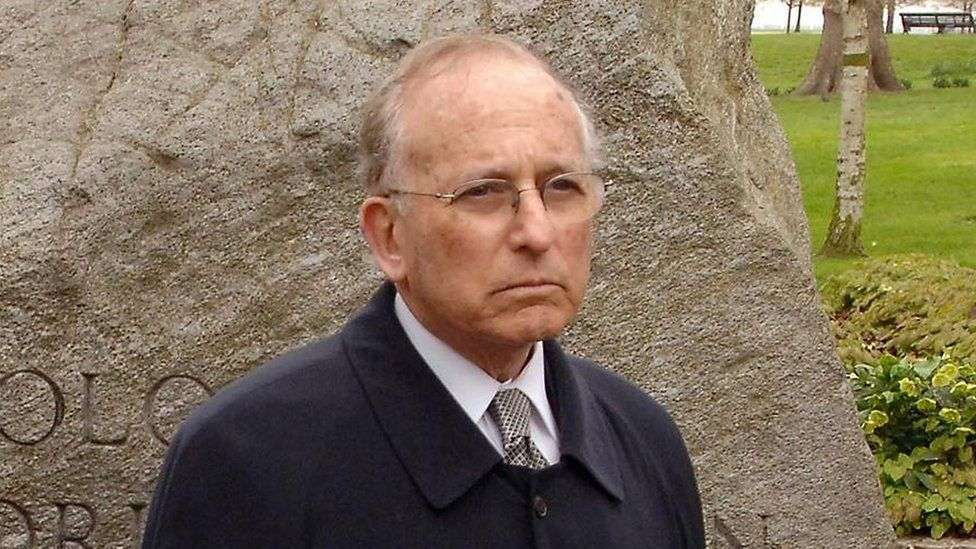 Lord Janner in 2005