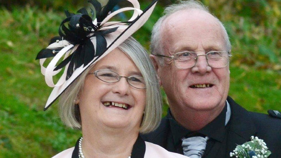 James and Ann McQuire