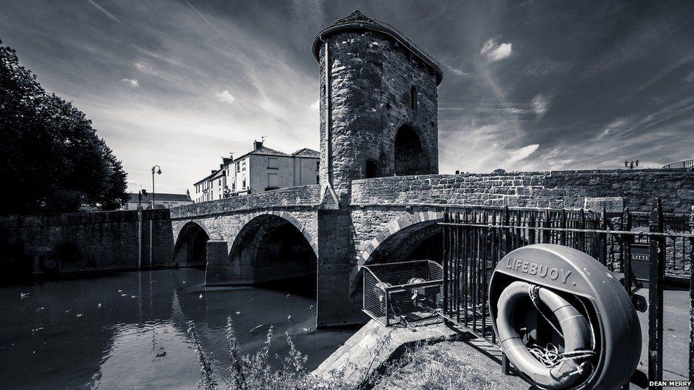 Pont Monnow, Trefynwy