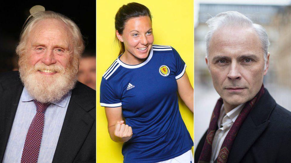James Cosmo, Rachel Corsie, Mark Bonnar