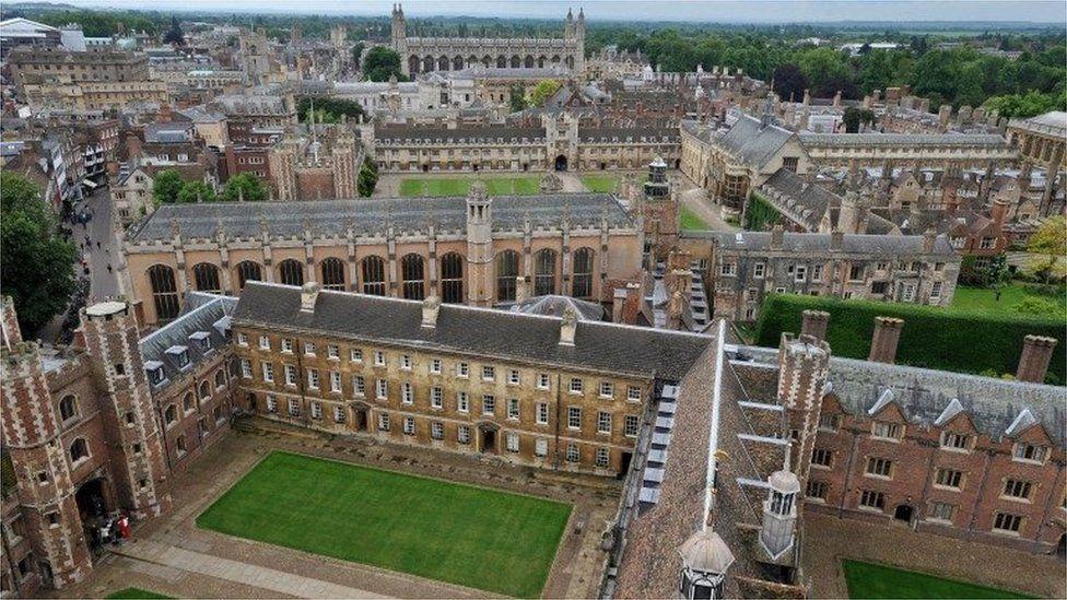 Part of Cambridge