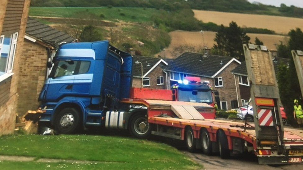 The lorry