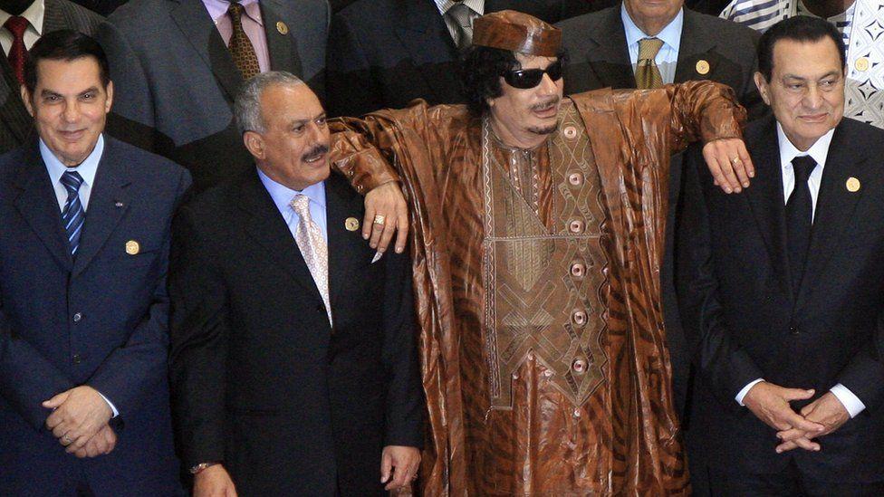 Arap Baharı'nda devrilen liderlere ne oldu?