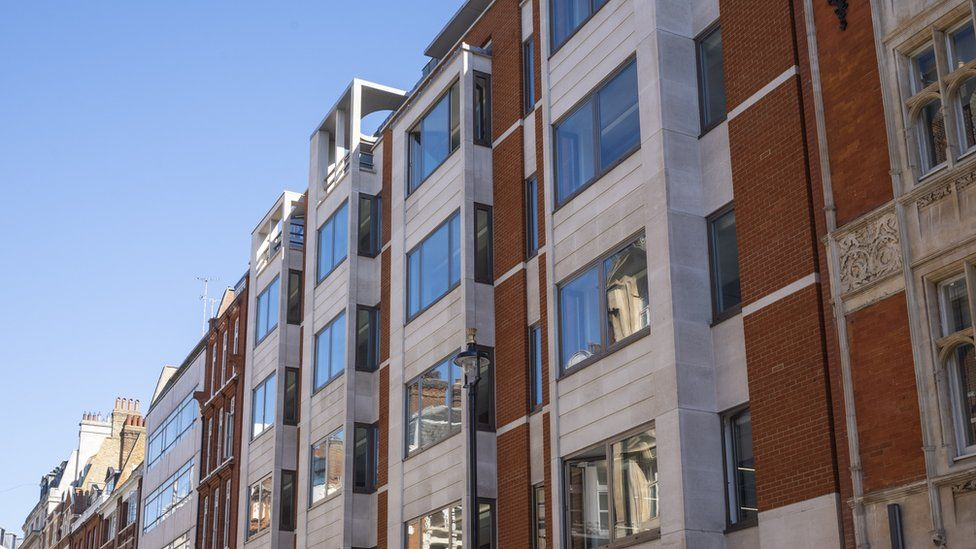 Mayfair office building bought by