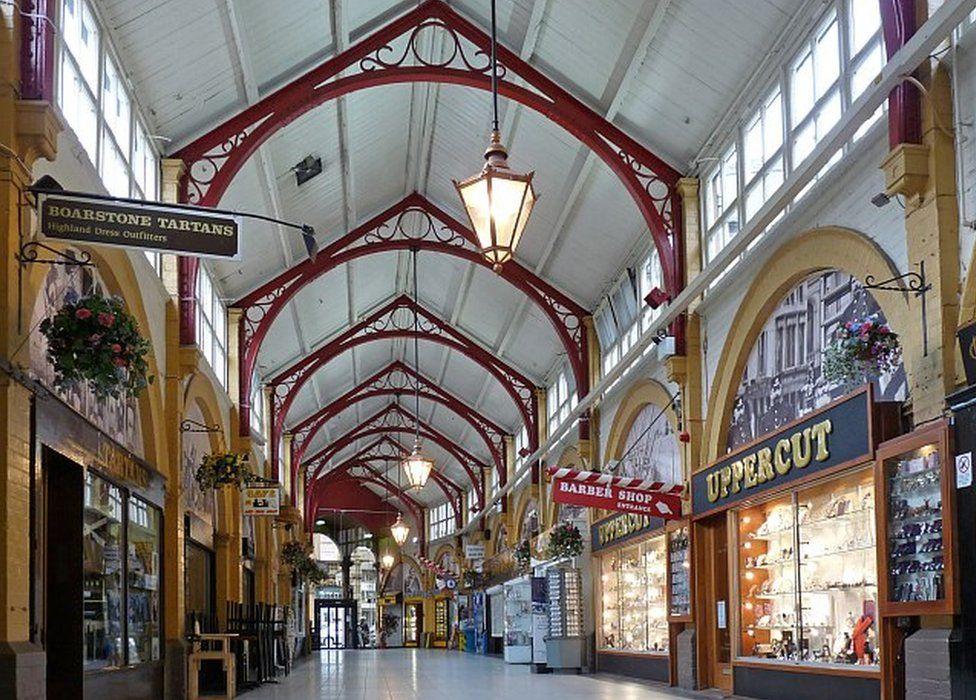 Inverness' Victorian Market