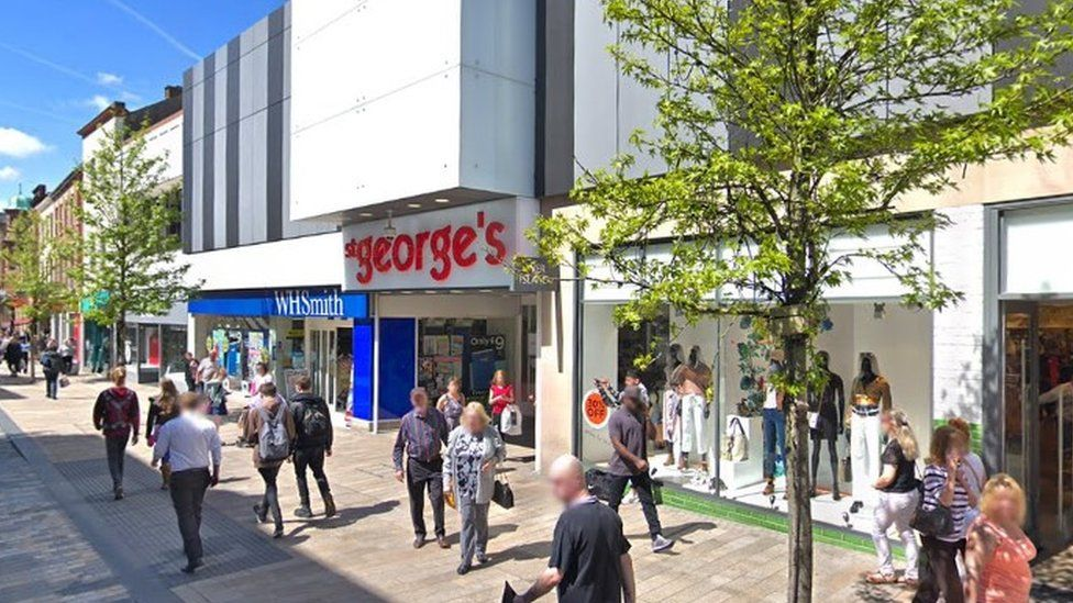 St George's Shopping Centre