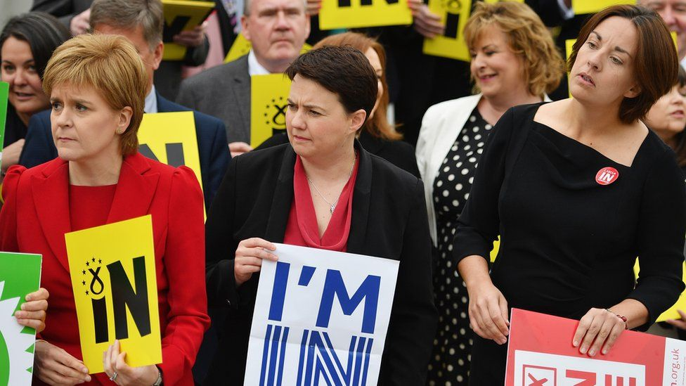 Remainer Ruth