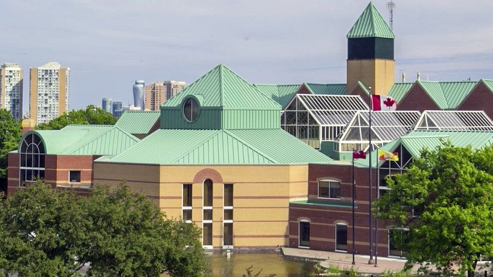 HJA Brown Education Centre in Mississauga, Ontario