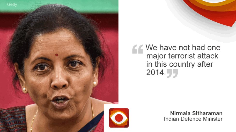 Defence Minister quote