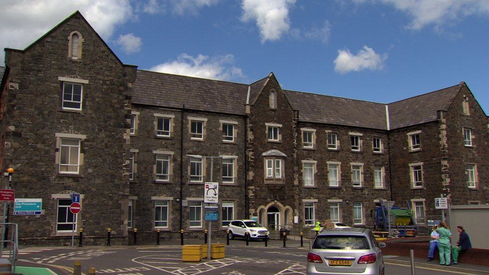 Former workhouse