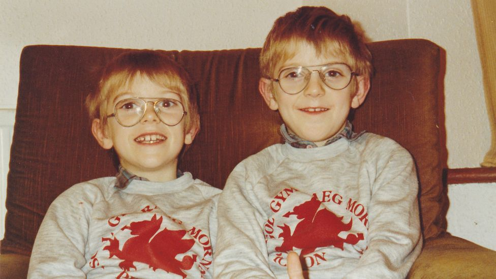 Scott and Craig