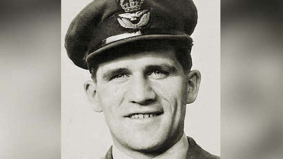 Wing Commander Ken Rees