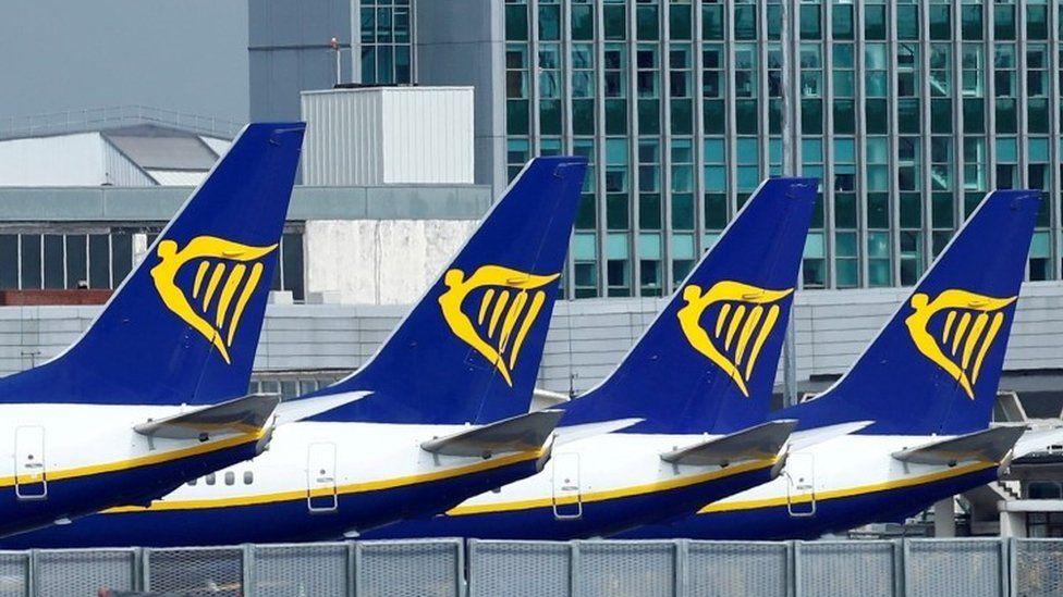 Ryanair file image