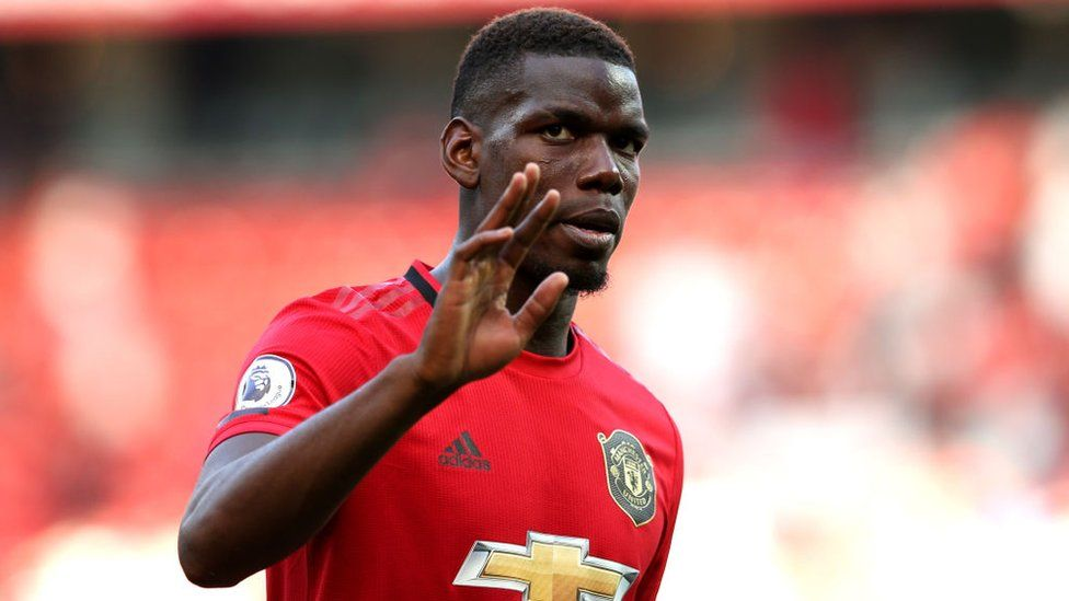 """Pogba : """"Les insultes racistes me rendent plus fort"""""""