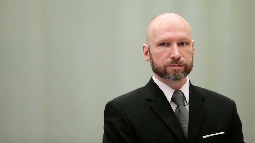 Mass murderer Anders Bering Breivik