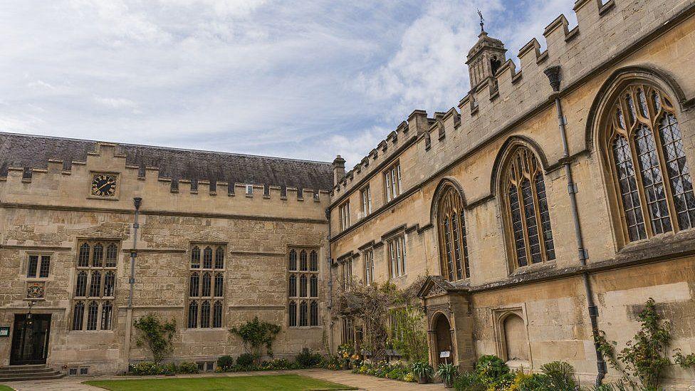 Jesus College Oxford