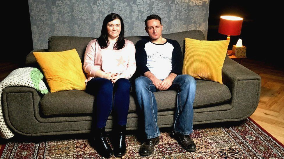 Sarah and Craig