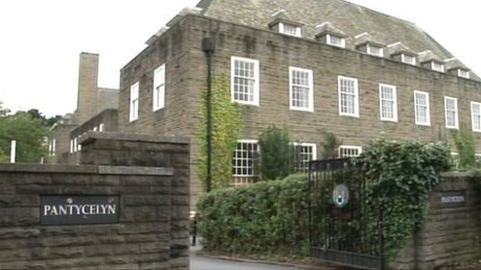 Pantycelyn halls of residence