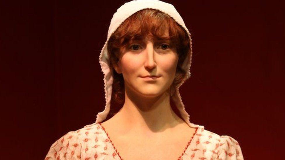 Jane Austen life-size bronze statue planned for Bath