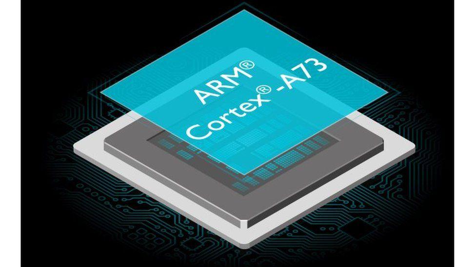 Cortex-A73 chip