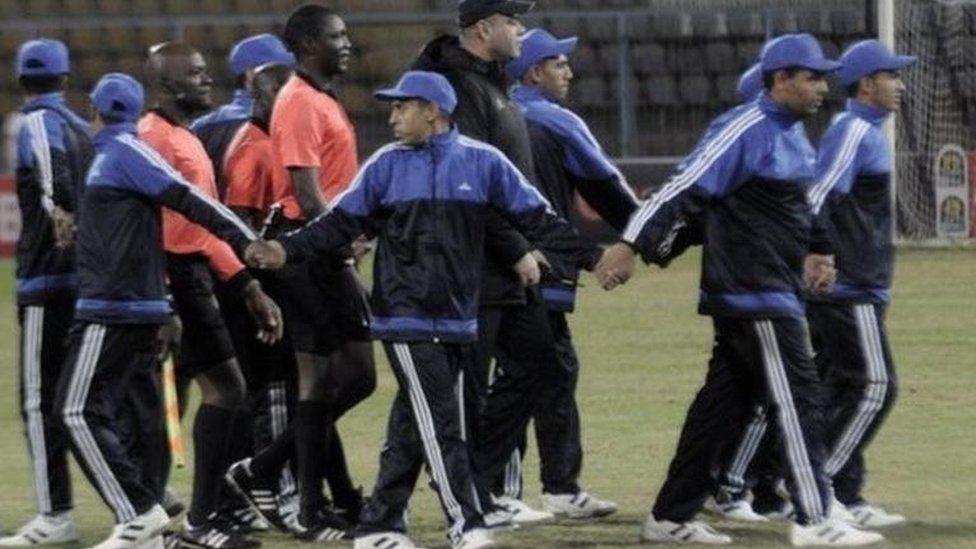 دوري أبطال أفريقيا: شباب قسنطينة ينتزع التعادل من الإسماعيلي في الوقت بدل الضائع