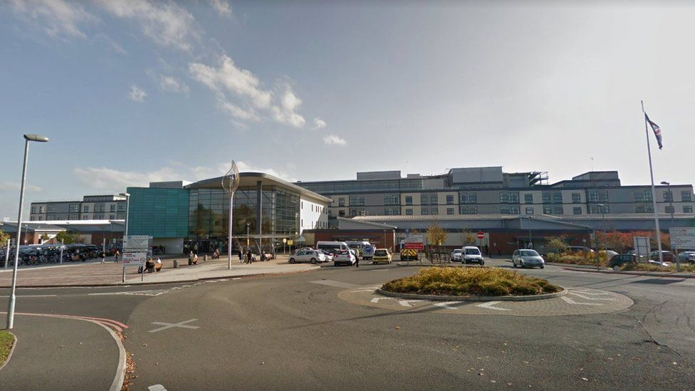 Derby Royal Hospital
