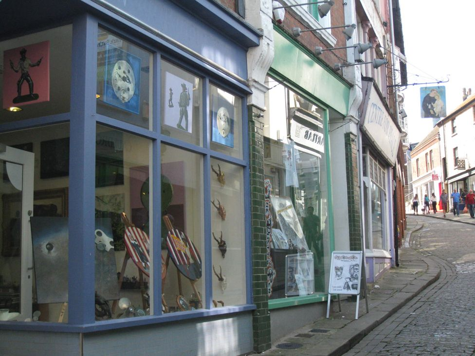 Old High Street, Folkestone