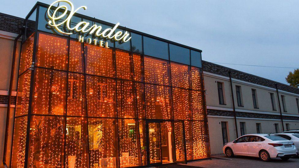 Гостиница Xander в Томске