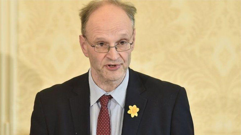 Education Minister Peter Weir