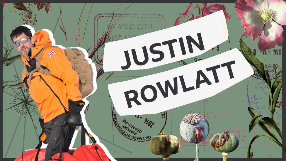 Justin Rowlatt