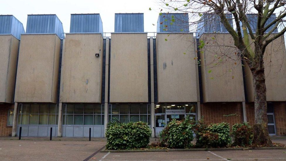 Oxford Magistrates' Court
