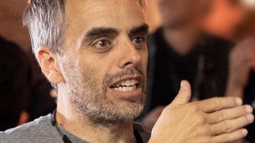 Joel Souza, filmmaker wounded in Alec Baldwin gun incident, 'gutted' at friend's death thumbnail