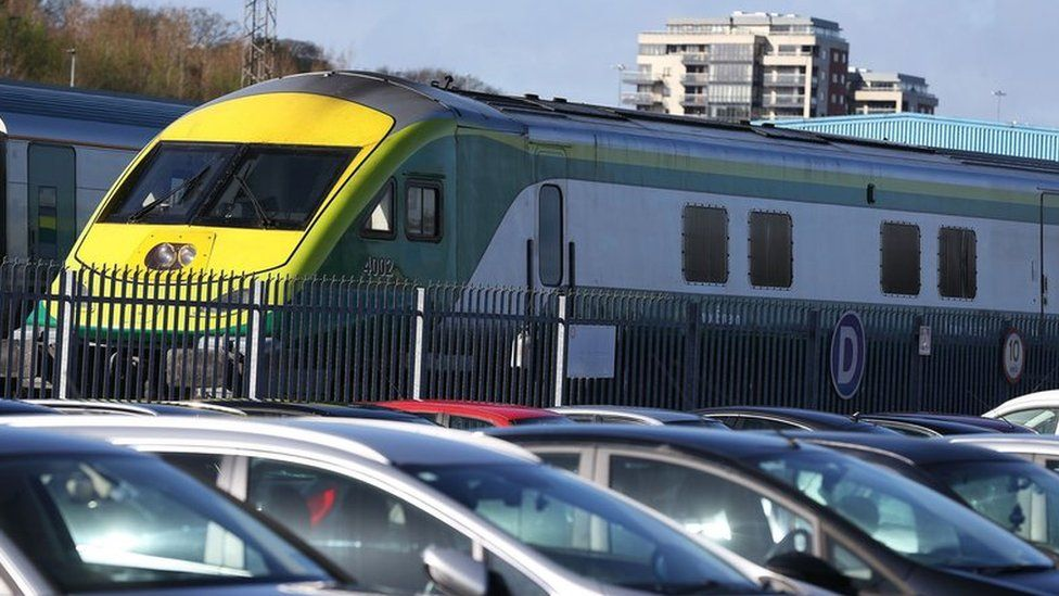 Picture of Irish Rail train