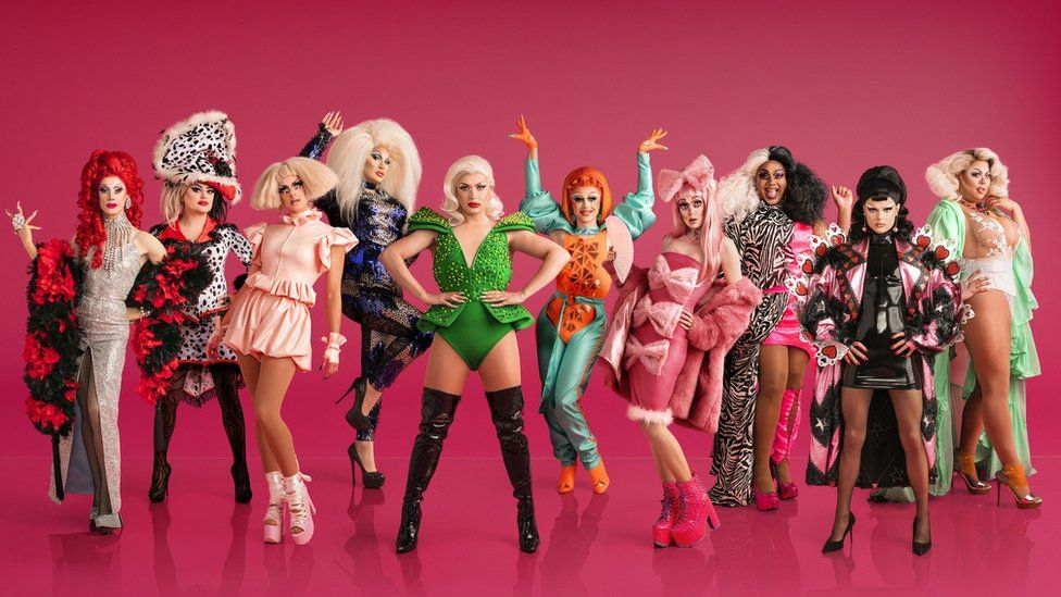 RuPaul's Drag Race UK: Meet the queens for first UK series