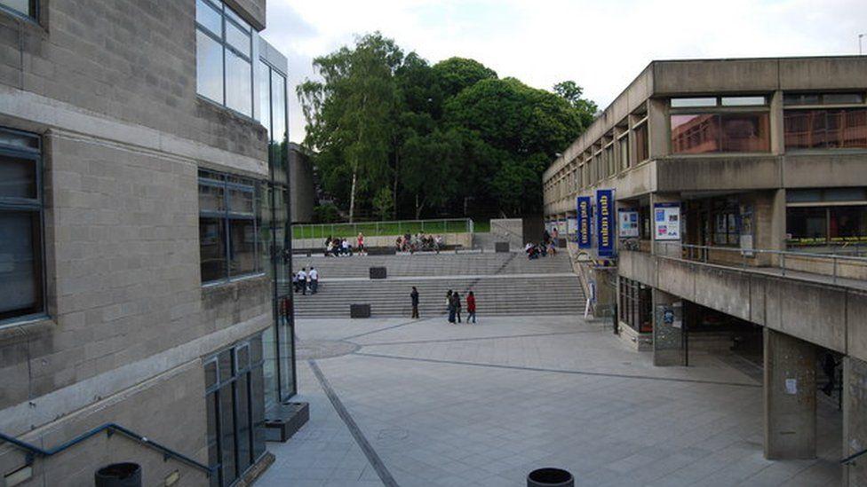 UEA campus