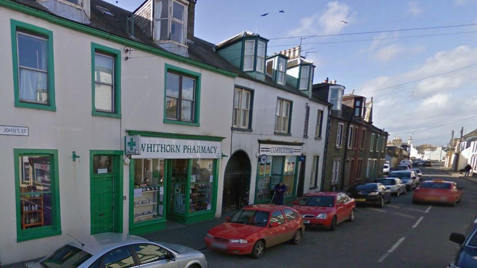 Whithorn Pharmacy