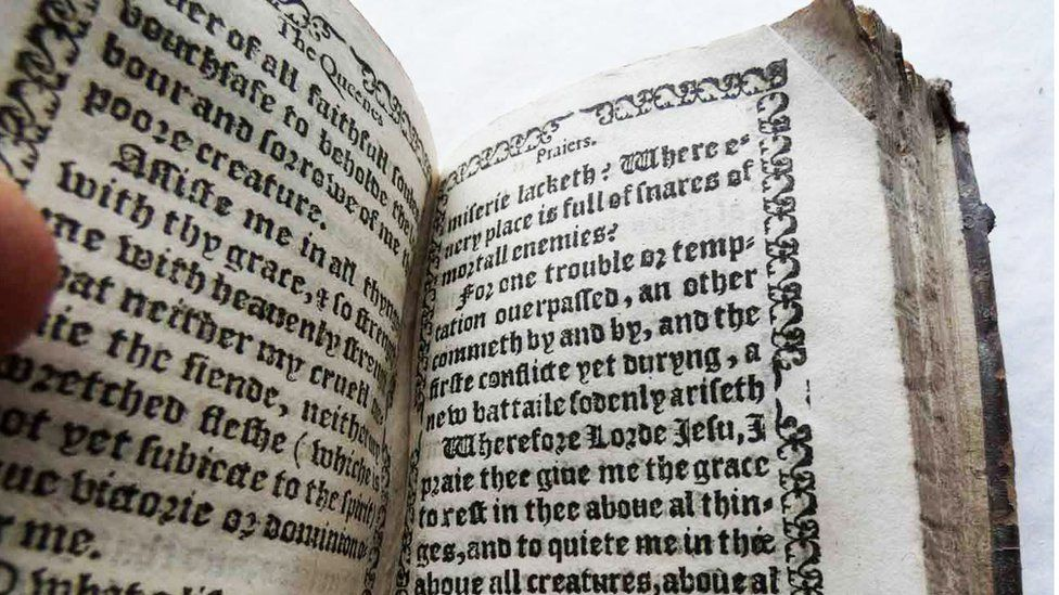 The King's Psalms dated to 1568