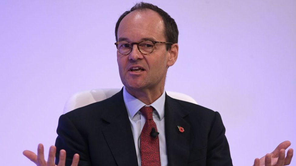 Sainsbury's boss Mike Coupe to quit after six years